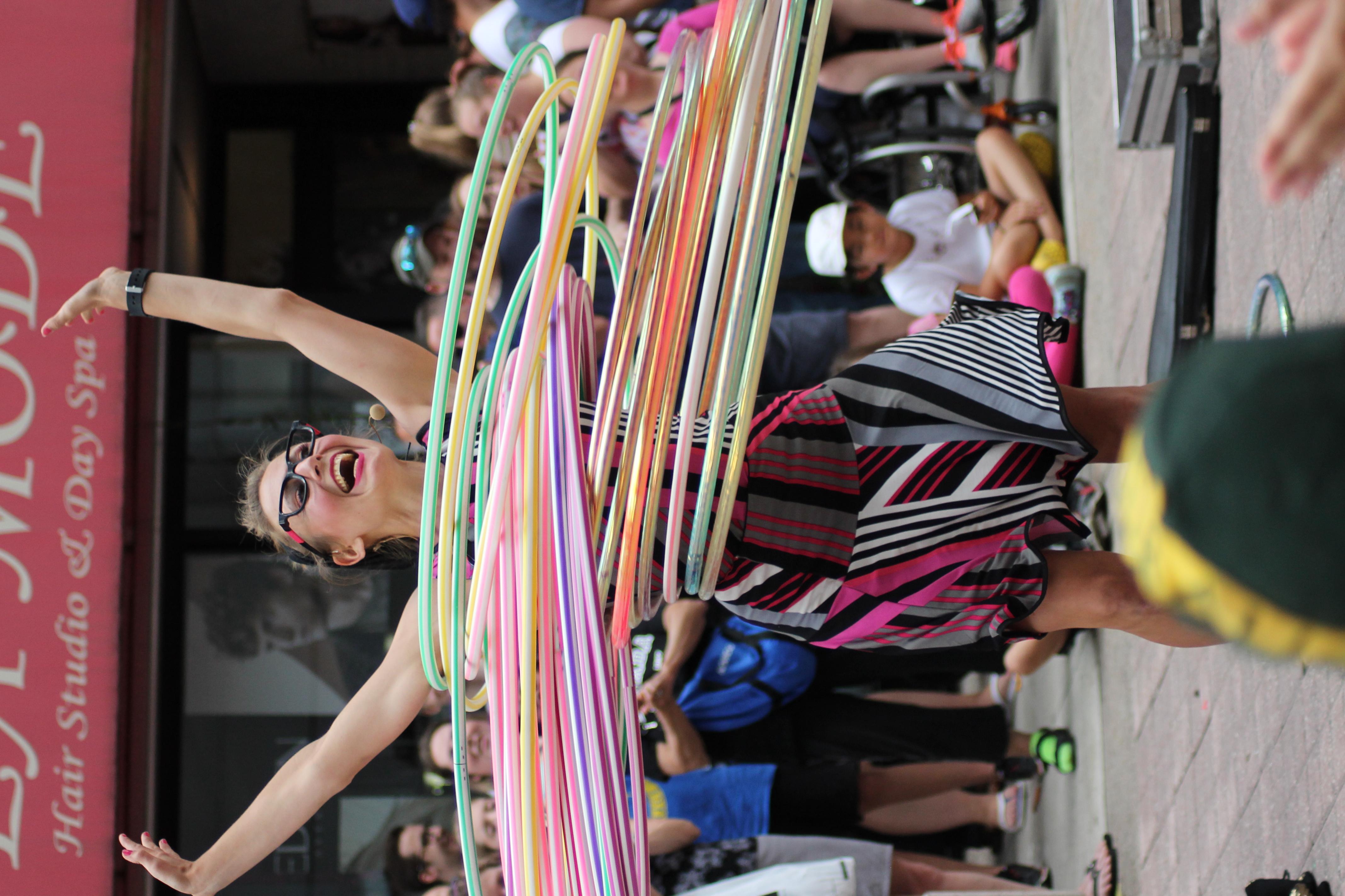 14-street duo hoops
