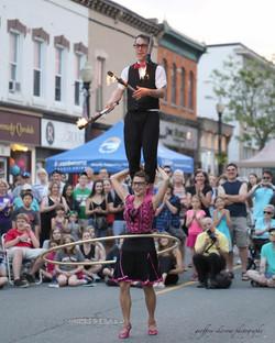 9-street duo hoops