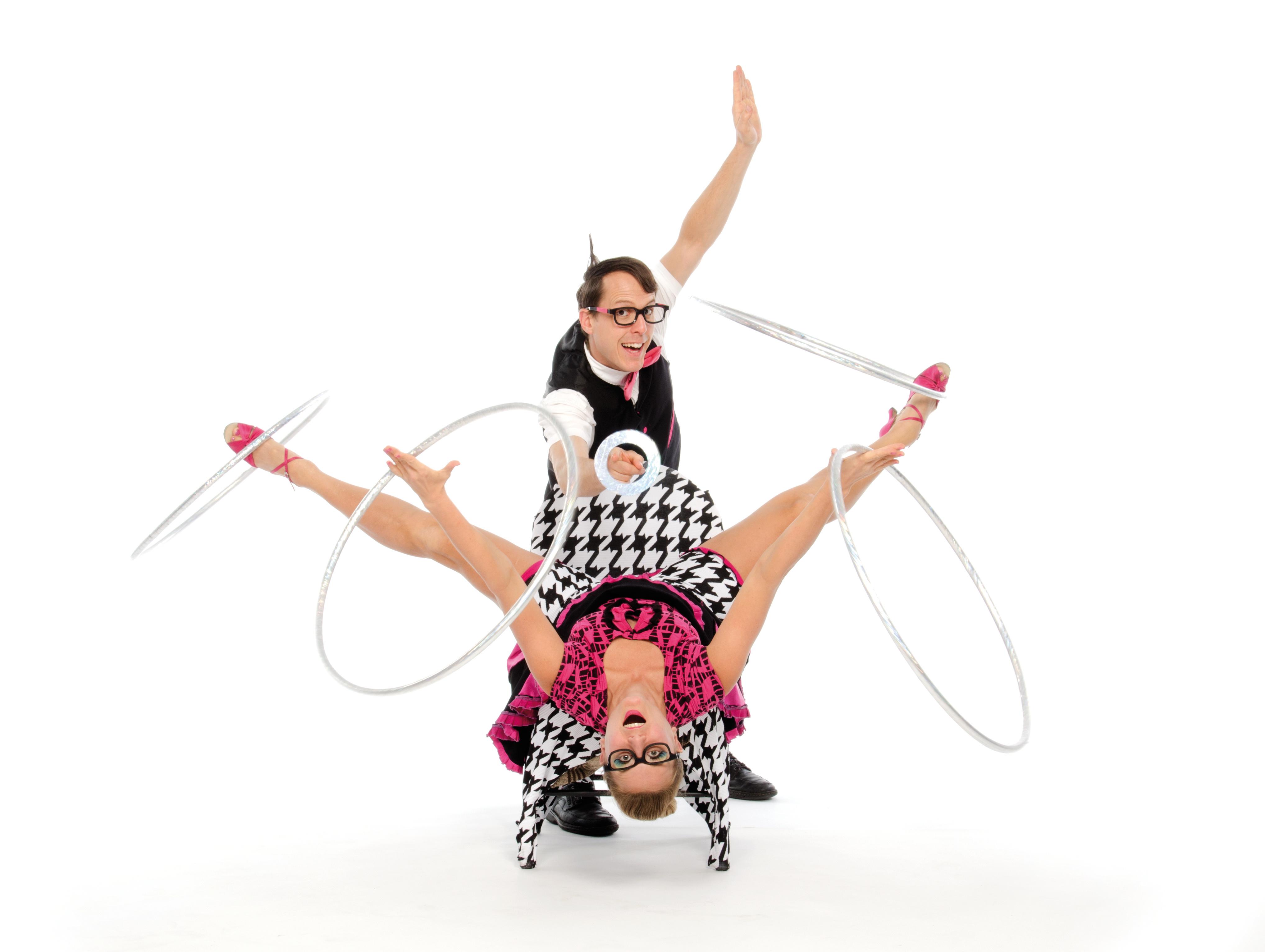 21 Duo Hoops
