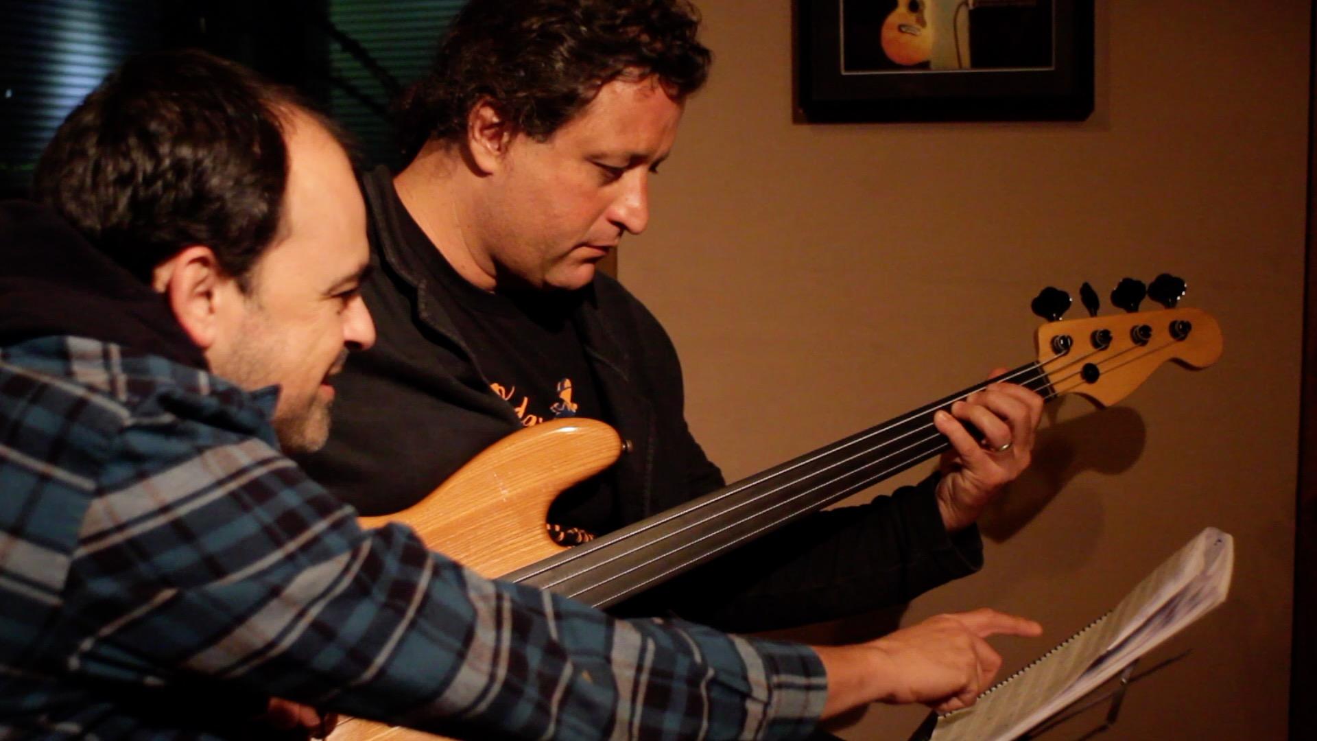 Ricardo Itaborahy e Dudu Lima