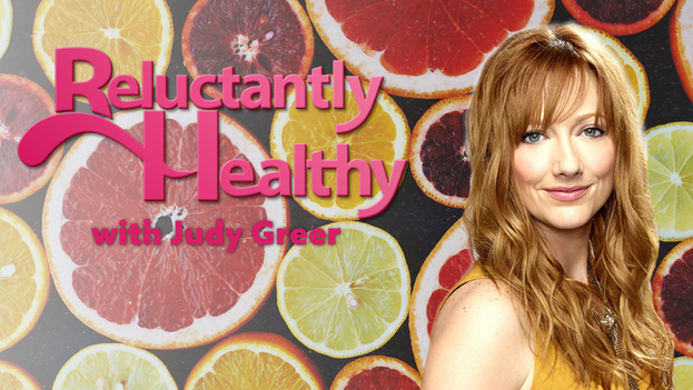 Reluctantly Healthy with Judy Greer