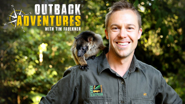 Outback Adventures with Tim Faulkner