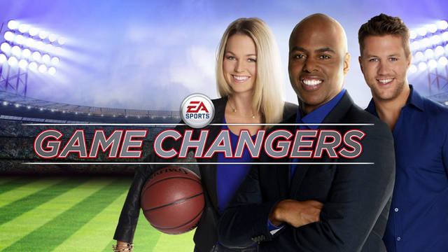 Game Changers celebrates athletes who give back to their communities while also giving an inside look at sports video game development.
