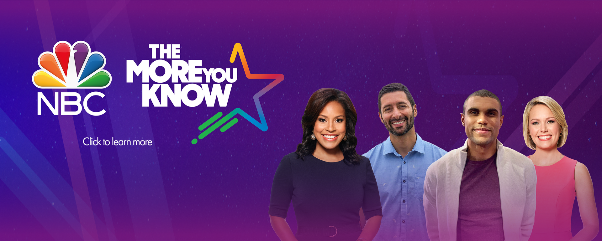 NBC's The More You Know