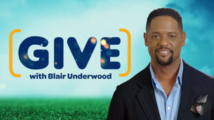 Give with Blair Underwood
