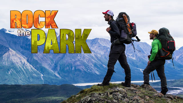 Rock the Park taps into America's love affair with our national parks.