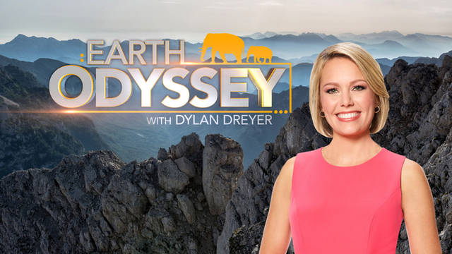 Earth Odyssey with Dylan Dreyer takes us to some of the most incredible destinations on the planet.