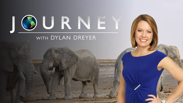 Journey with Dylan Dreyer takes us to some of the most incredible destinations on the planet.