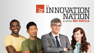 The Henry Ford's Innovation Nation with Mo Rocca showcases innovators of the past and visionaries of today.