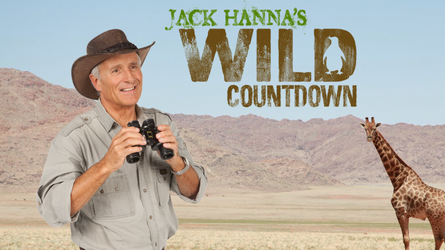 Jack Hanna's Wild Countdown highlights some of the world's rarest, most endearing, and fascinating animals.