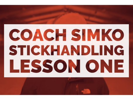 Hockey Stick Skills Lesson 1
