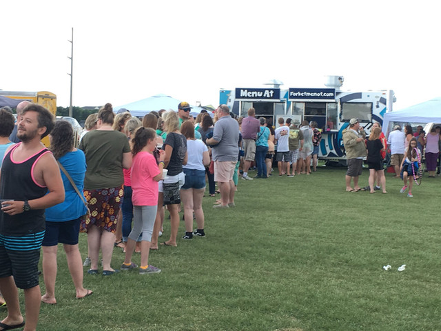 Outer Banks Food Truck Showdown