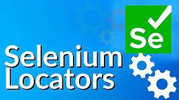 Selenium Locator Strategies