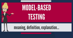 Model Based Testing : Vital for Complex Business Scenarios