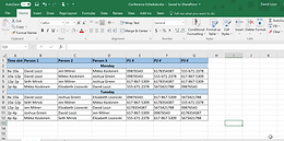 Excel Utilities Creation Coding Exercises