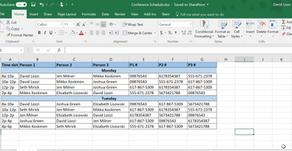 Excel Utilities Creation Coding Exercises
