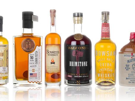 Bourbon vs. Corn Whiskey?
