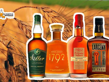 """Les """"Wheated Bourbon""""... Et le blé dans tout ça?"""