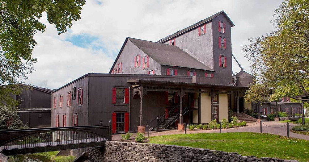 Distillerie de whiskey Maker's Mark