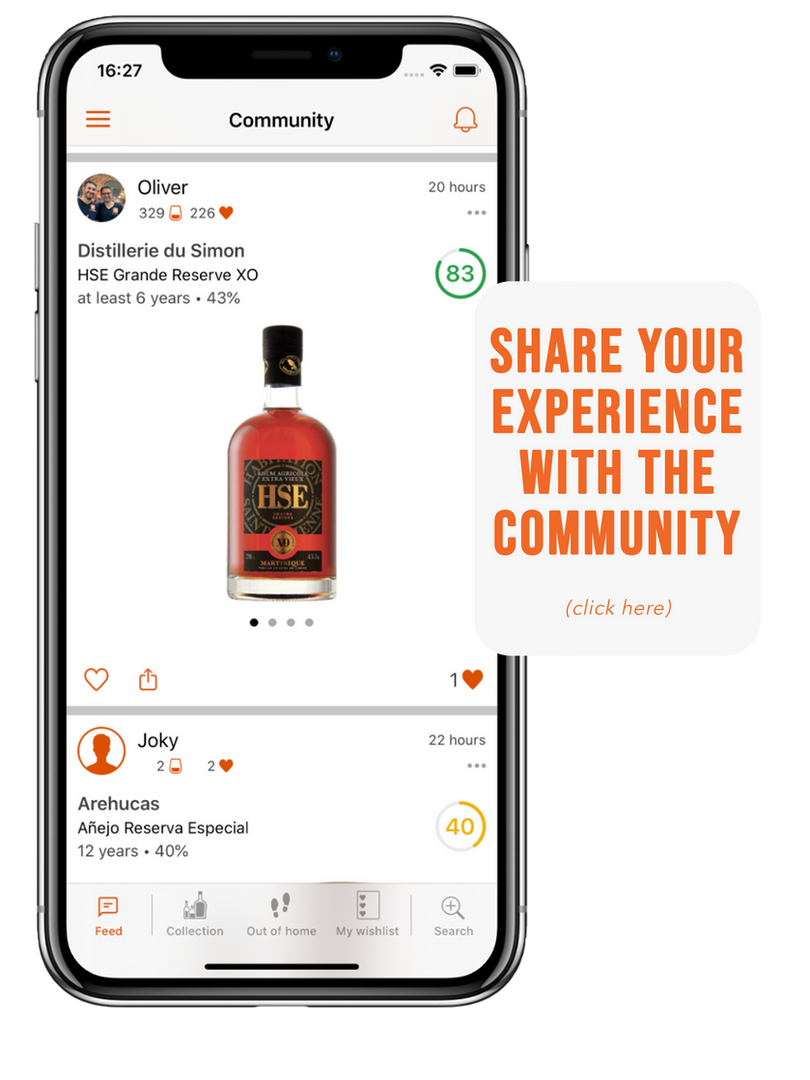 Share your Experience with the Community