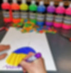 'Crazy Cactus' for Kids Art Classes in Glenwood Springs