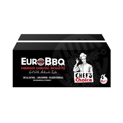 EuroBBQ Briketten