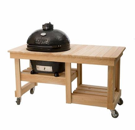 PRIMO Ovaal Large Countertop Cipres tafel