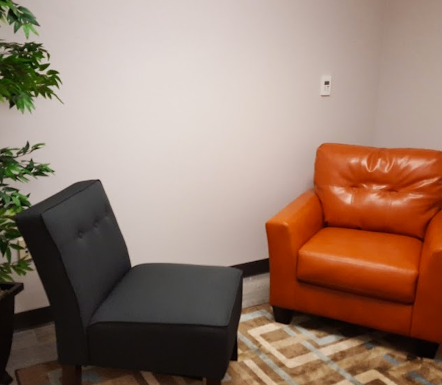 Forensic Interview room