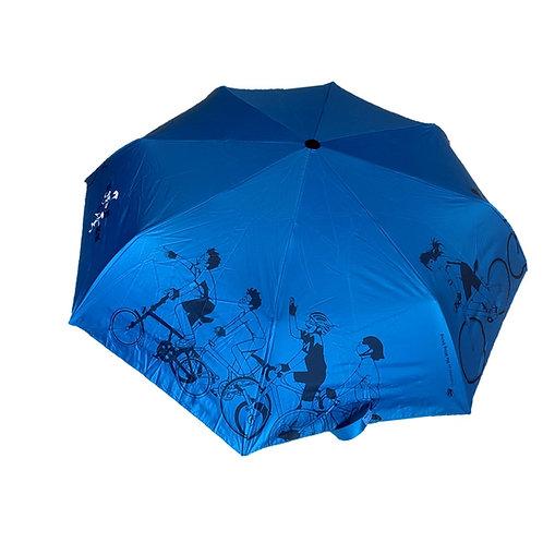 博愛風雲伸縮雨傘