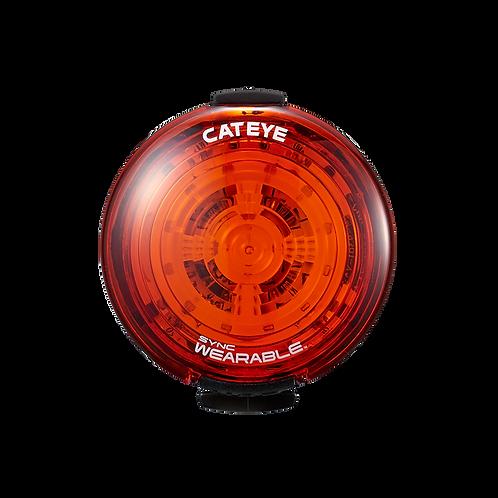CATEYE SYNC WEARABLE 智能尾燈