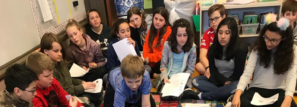 6th Grade Facilitators