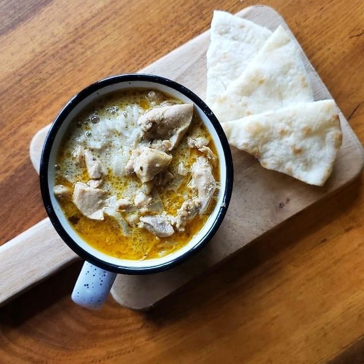 Regular Chicken Curry