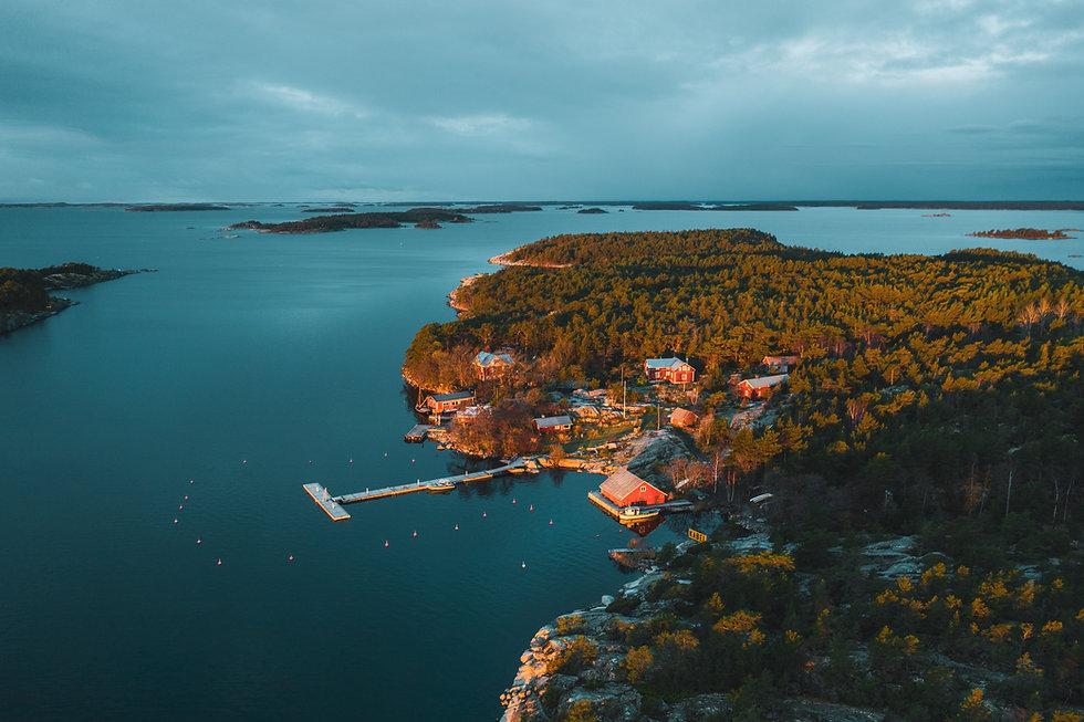 Brännskär guest harbour