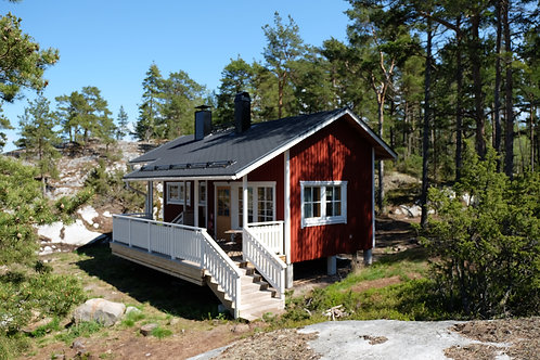 Pohjois sauna / Norra bastun