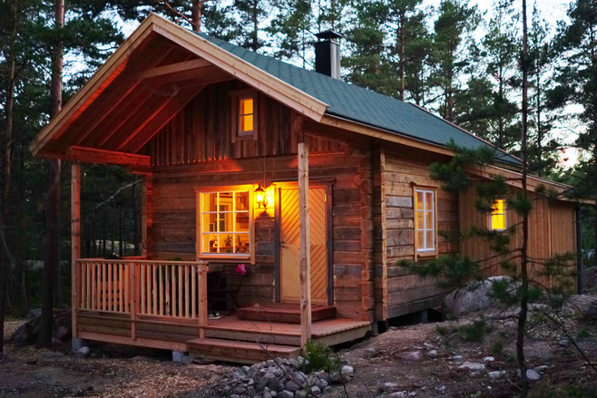 rent a cottage brännskär