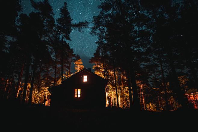 cottages brännskär