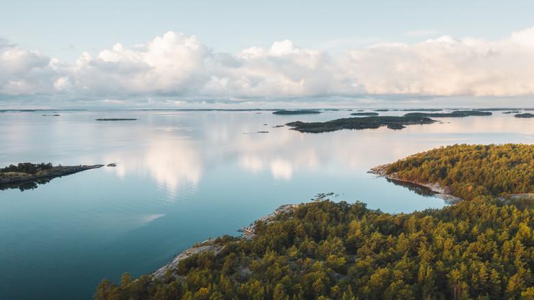 finnish nature archipelago brännskär