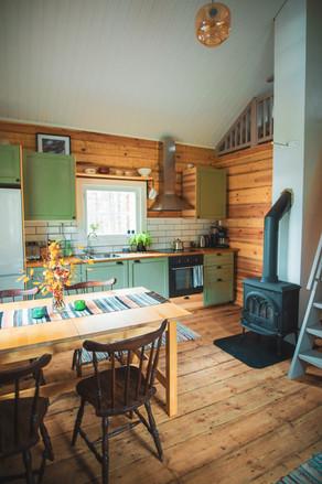 cabin rental brännskär