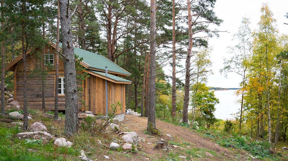 Brännskär cottage