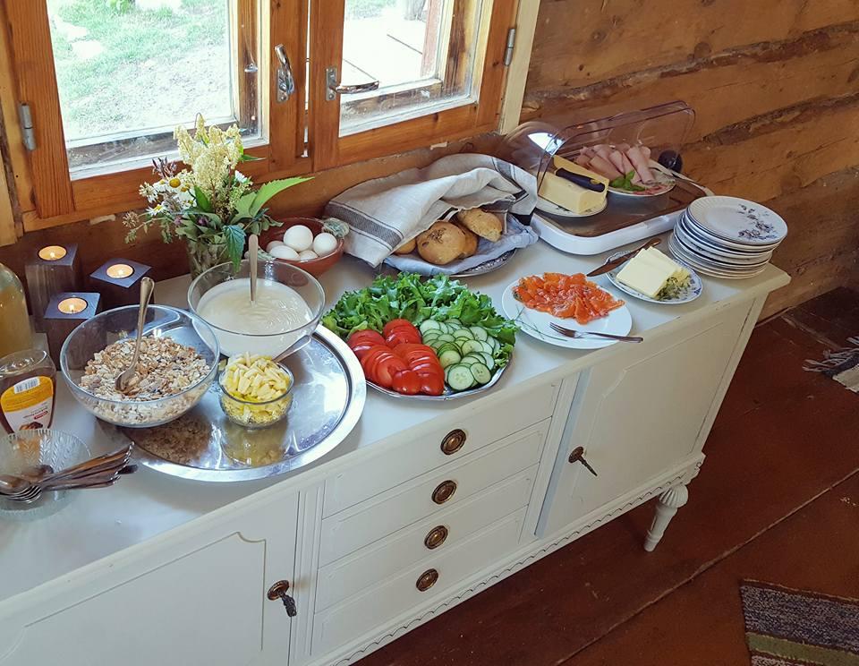 Ruokaa Brännskärissä