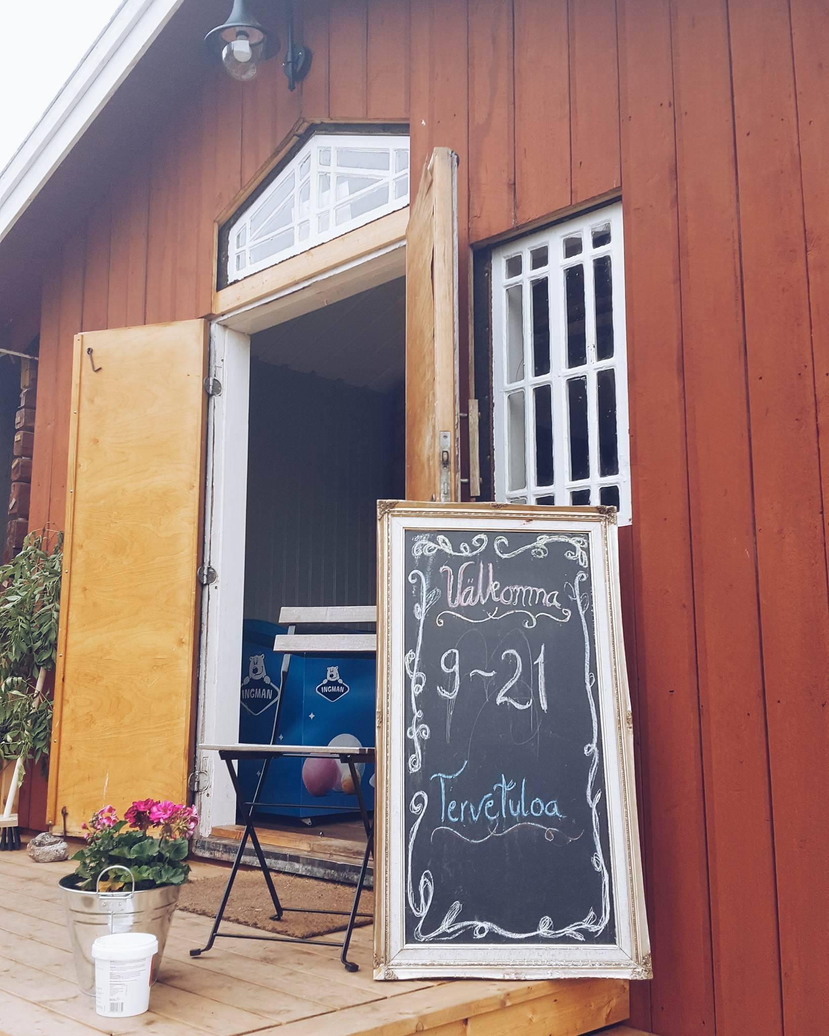 Kahvila Brännskär