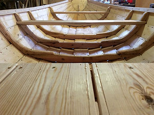 Träbåtar båtbygge Brännskär