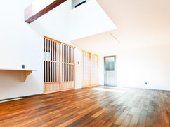 若狭町・小浜市にある自然素材の工務店[夢源建築]の施工事例 高気密の家2