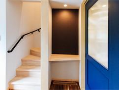 若狭町・小浜市にある自然素材の工務店[夢源建築]の施工事例 直線的な外観の家7