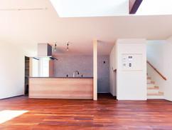若狭町・小浜市にある自然素材の工務店[夢源建築]の施工事例 高気密の家4