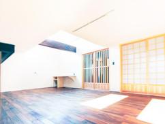 若狭町・小浜市にある自然素材の工務店[夢源建築]の施工事例 高気密の家3