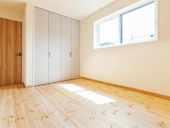 若狭町・小浜市にある自然素材の工務店[夢源建築]の施工事例 直線的な外観の家28