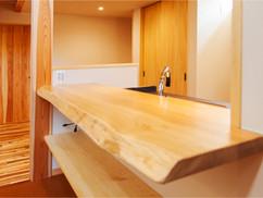 若狭町・小浜市にある自然素材の工務店[夢源建築]の施工事例 直線的な外観の家19