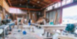 福井県三方上中郡若狭町の工務店「夢源建築」の自社製材所