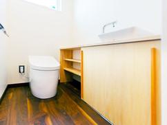 若狭町・小浜市にある自然素材の工務店[夢源建築]の施工事例 高気密の家25